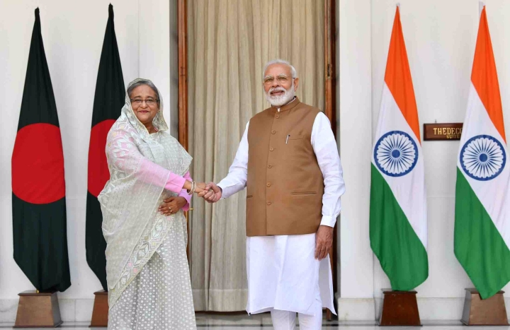 As PM Modi Holds Bilateral Talks With Sheikh Hasina, India-Bangladesh Sign MoUs On Connectivity, Culture Among Others