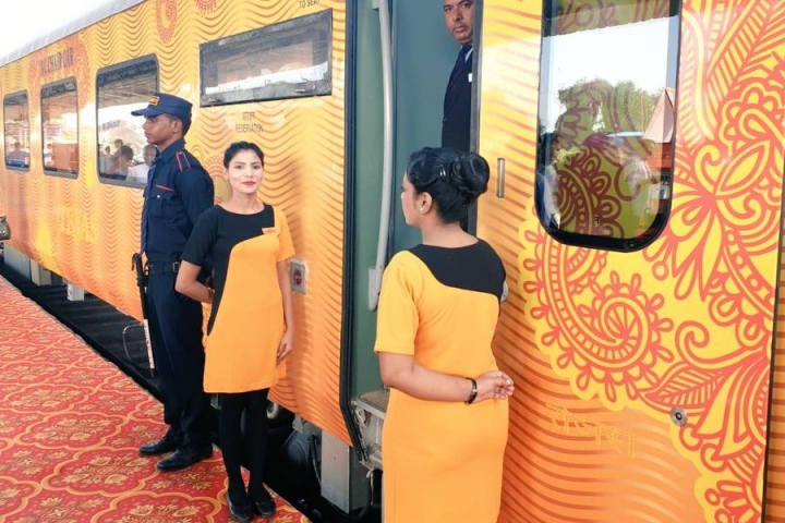 India's Second Private Train, IRCTC Ahmedabad-Mumbai Tejas Express Set To Begin Operations  Next Month