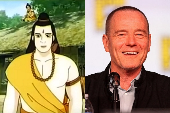 When Breaking Bad's Bryan Cranston Voiced Lord Ram In  Yuko Sako's Epic Ramayana Animation Movie