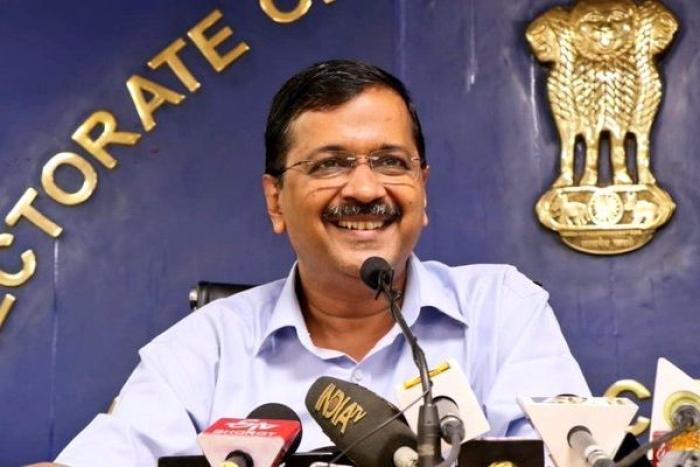 'BJP's Slogan Should Be Abki Baar 3 Paar In Delhi Elections': Arvind Kejriwal