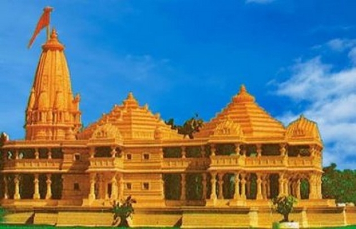 Upcoming Ram Temple In Ayodhya To Replicate Original One's Grandeur With 212 Pillars, 128 Ft Height And 5 Entrances
