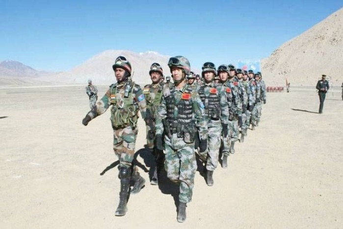 India, China Begin 14-Days 'Hand-In-Hand' Joint Military Exercise In Meghalaya