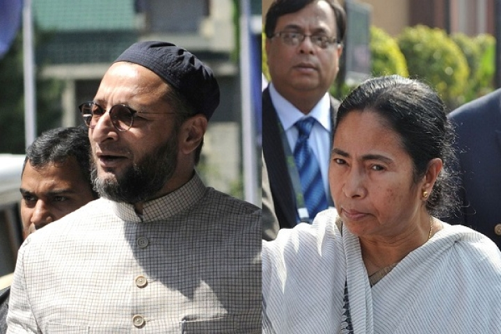 Mamata Vs Owaisi War Of Words: After 'Hyderabad-Based Extremists' Jibe, AIMIM Chief Points Out Poor State Of WB Muslims