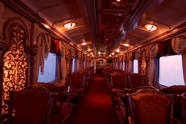 Indian Railways To Recommence Operations Of Luxury Train Golden Chariot From March 2020