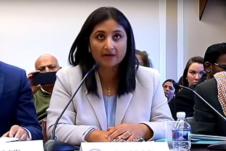 The Kashmiri Hindu Woman Who Forcefully Countered The Islamist Narrative At A Hearing On Kashmir In The US