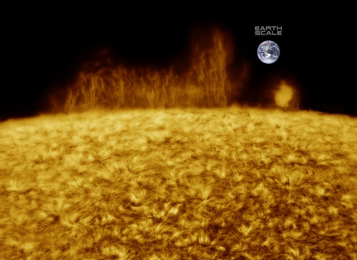 Unravelling The Mystery: Here's Why The Sun's Surrounding Has A Higher Temperature Than Its Surface