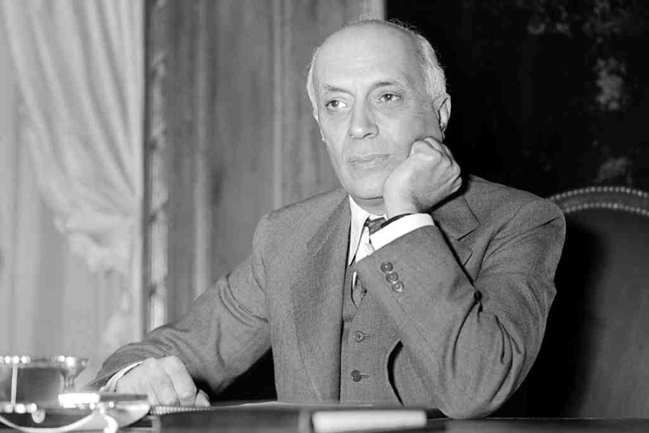 Jawaharlal Nehru (STAFF/AFP/Getty Images)