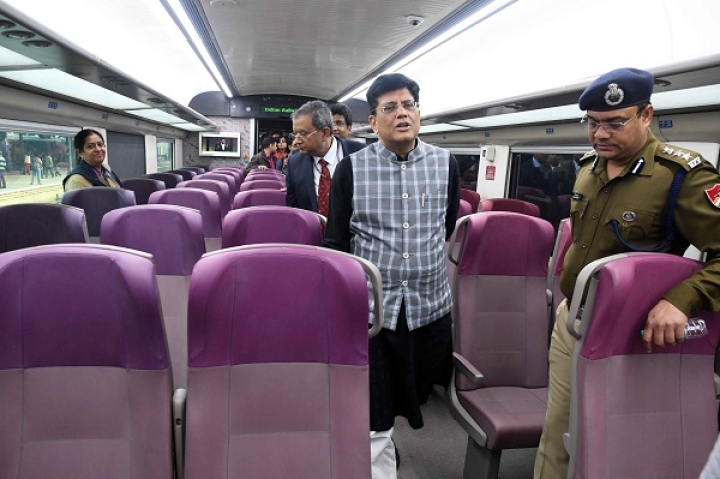 Integral Coach Factory Chennai Makes Record By Manufacturing 3,000 Coaches In Just 215 Days In 2019-20