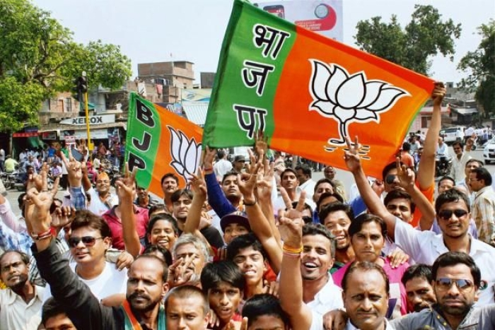 Exit Polls Predict Big BJP Victory In Karnataka By-Polls, Party Expected To Win Majority Of 15 Assembly Seats