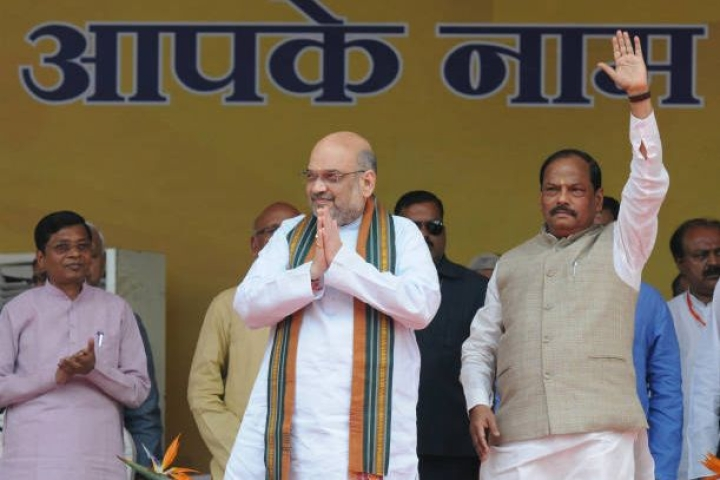 BJP Staring At Tough Challenge In Jharkhand, May Need Support Of Angry Allies To Form Government