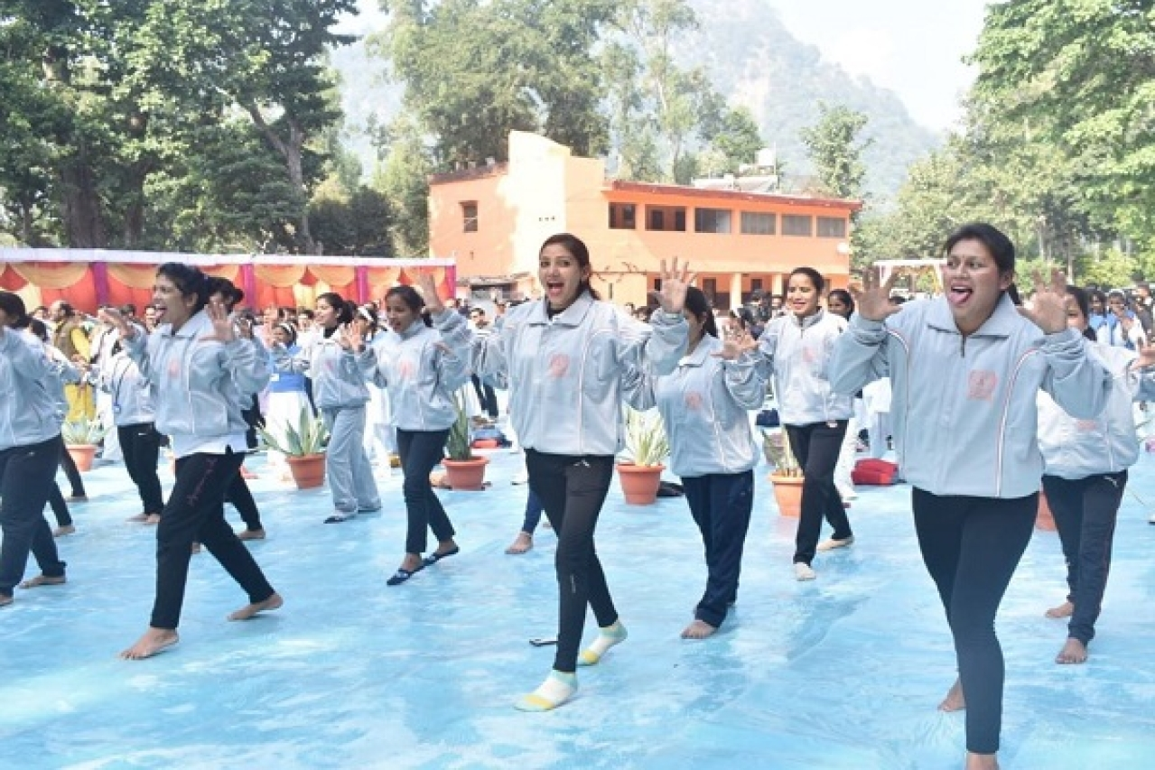 Uttarakhand Holds World's First Ever Muslim Yoga Camp At Kanva Ashram; 500 Men, Women From Across The Globe Participate