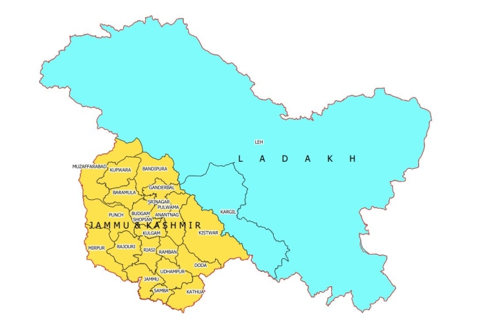 Crime Data Supports Government's Claim About Return Of Peace And Normalcy In J&K