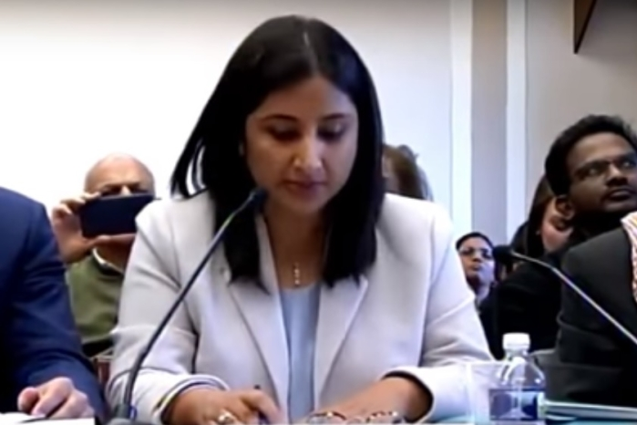 'I Knew I Was Putting Myself In Front Of A Firing Squad': Sunanda Vashisht On Defending India At US Congressional Hearing
