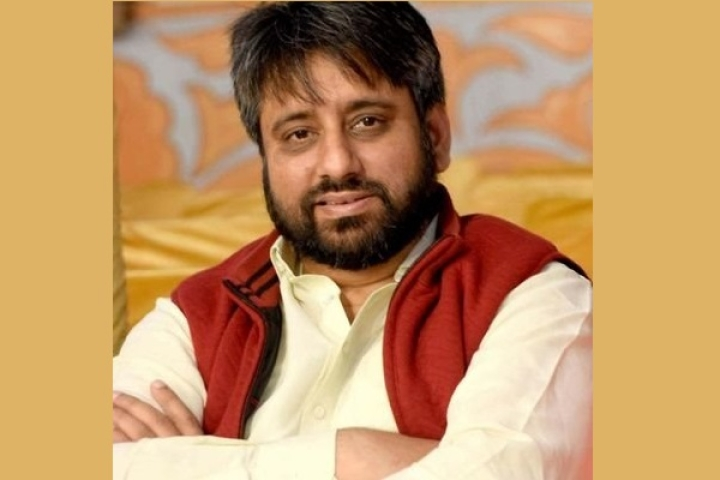 Delhi Election Results: Controversial AAP Leader Amanatullah Khan Trailing From Okhla; BJP Leads