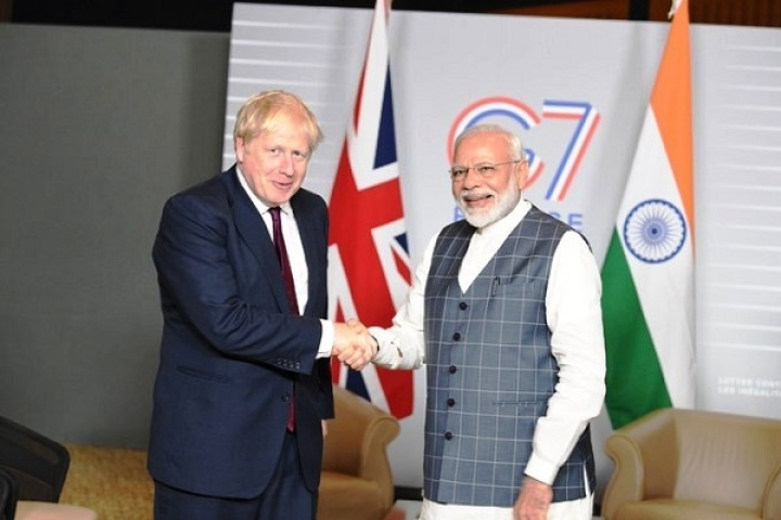 India-UK Relations In The Political Era Of Boris Johnson