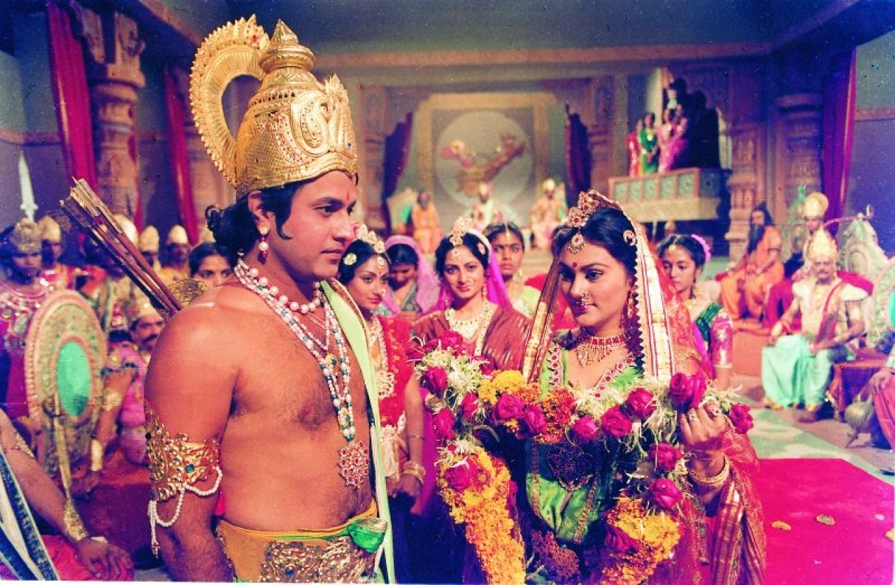 Ramayan On DD National Becomes The Most Viewed Show In The World ...