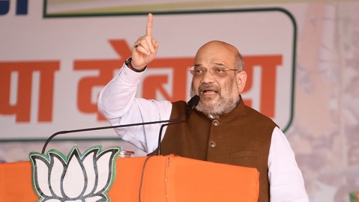 "'Who Brought NRC? Did Congress Bring NRC To Keep It In Showcase?"": Amit Shah Answers Questions On Nation-wide NRC"
