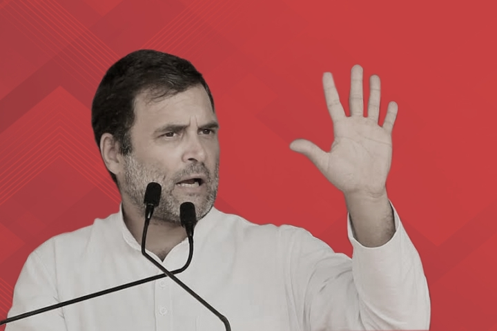 Delhi 2020: With Kejriwal Going For Soft-Hindutva, Rahul Gandhi Was Forced To Look For Something To Say And He Chose The Worst