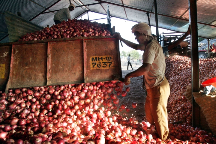 Government To Import 11,000 Tonnes Of Onions From Turkey By December End To Control Rising Prices