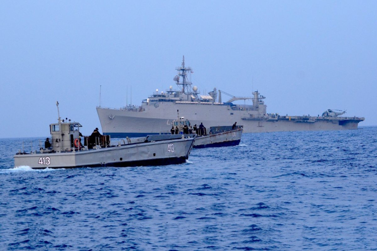 Indian Navy Identifies, Expels Chinese Vessel Suspected To Be Involved In Spying Near Andaman & Nicobar Islands
