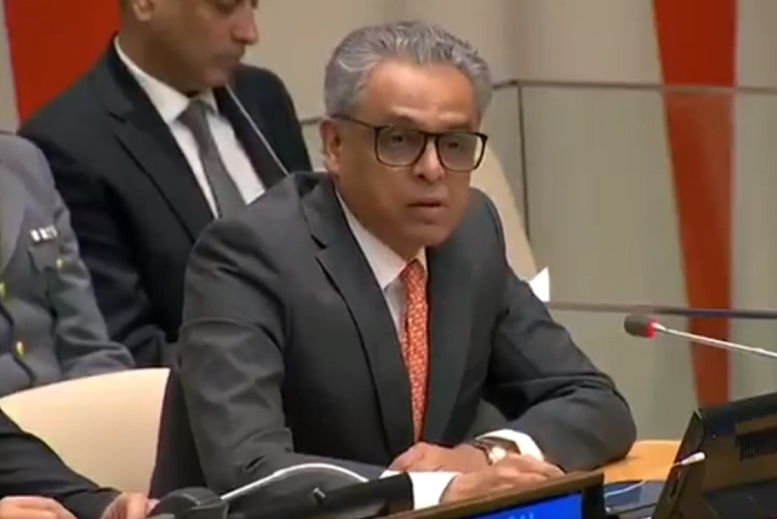 India Calls For Making Selection Of Peacekeepers Stringent For Improving Effectiveness Of UN Operations