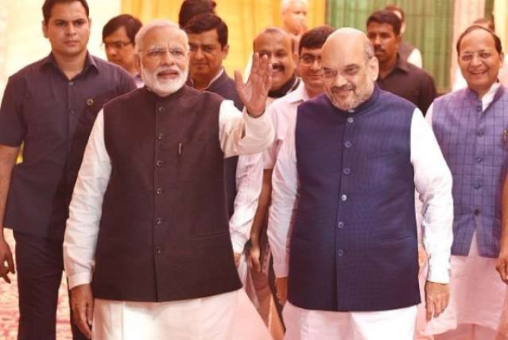 PM Modi Lauds Home Minister Amit Shah After Lok Sabha Passes Citizenship Amendment Bill Despite Opposition