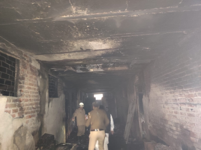Delhi Fire: Centre Announces Rs 2 Lakh Ex-Gratia, Delhi Government 10 Lakh To Victims' Families; Probe Ordered