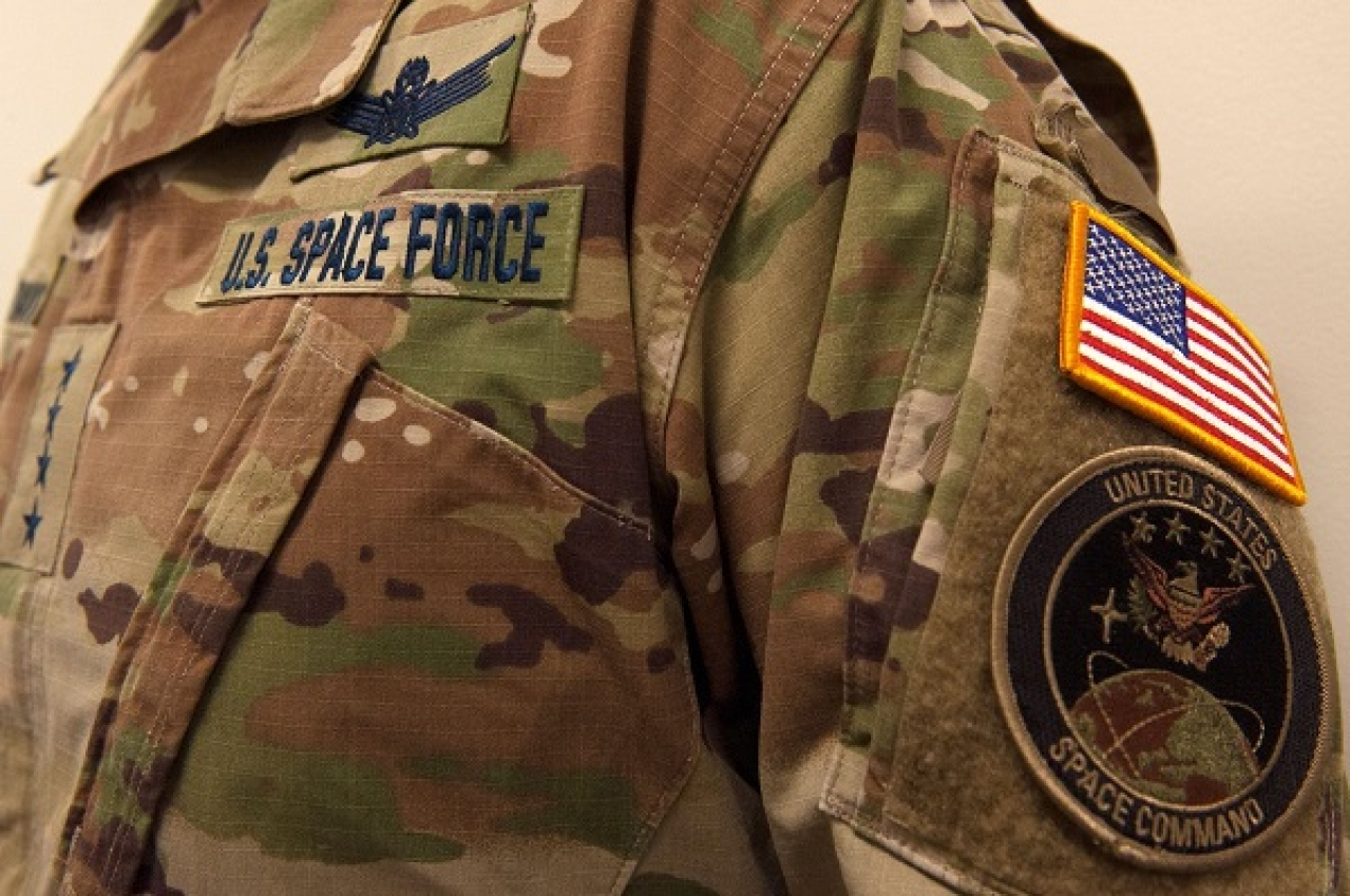 'Camouflage In Space?': Netizens Mock US Space Force Uniform