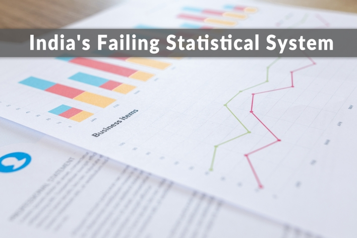 'Data Quality Issues'? India Needs To Get Its Statistical System In Order