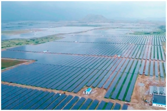 Karnataka: World's Largest Solar Park In Pavagada With 2,000 MW Capacity Becomes Fully Operational