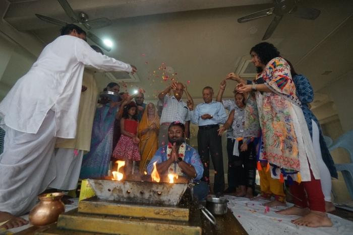 Ghar Wapsi: How George Mathew Became Siddhartha Mohana Adhiroha