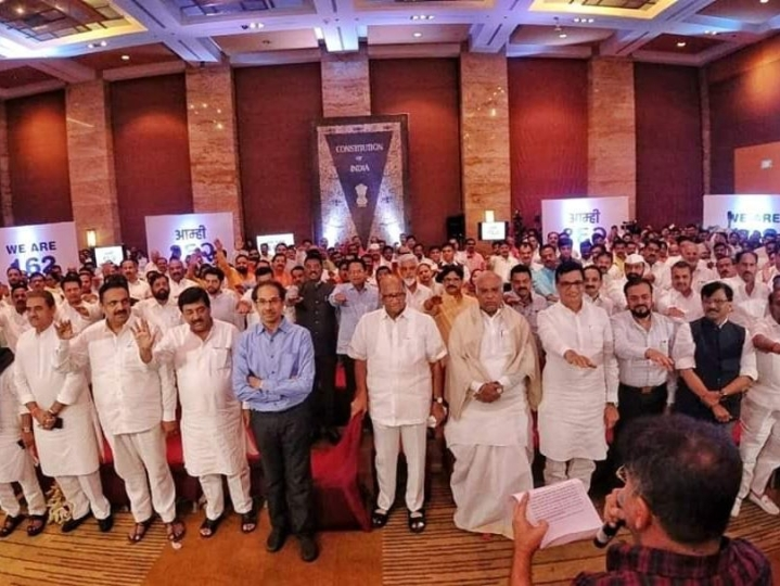 Voices Of Dissent Surface In Maha Vikas Aghadi A Day After CM Uddhav Thackeray Allocates Portfolios