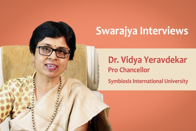 'Change In Visa Rules, Effort By Indian Missions Abroad Can Help Attract Foreign Students To India': Swarajya Interviews Dr. Vidya Yeravdekar