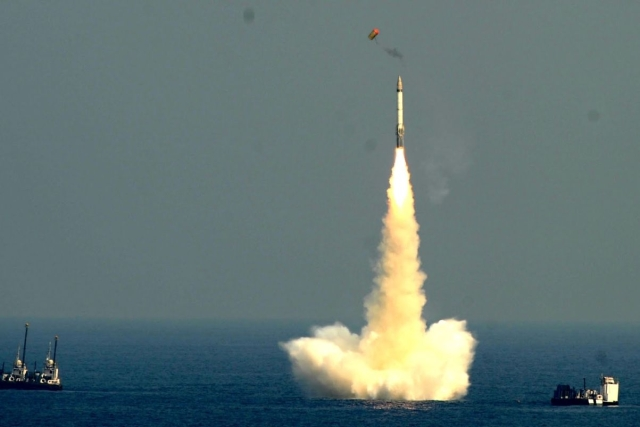 Why The Latest Test Of India's K-4 Submarine-Launched Ballistic Missile Is More Significant Than You Thought