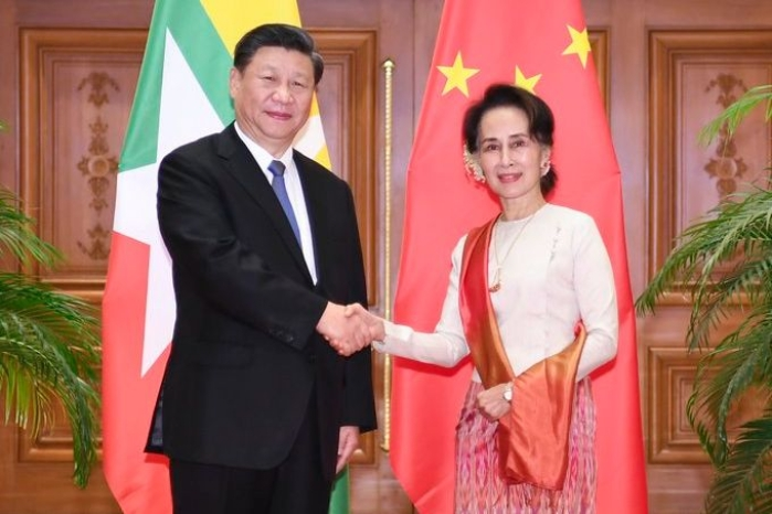 Myanmar, China Sign Multiple Cooperation, Infrastructure Agreements To Strengthen Bilateral Ties