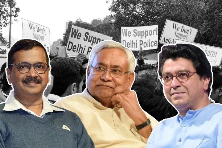 Ear To Ground, Kejriwal, Nitish Kumar And Raj Thackeray Signal Anti-CAA Tide May Be Turning