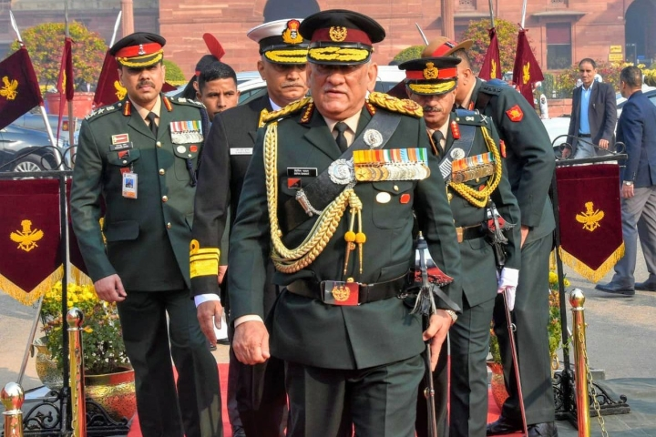 Defence Ministry Transfers 60 Officers To Department Of Military Affairs Headed By CDS General Bipin Rawat