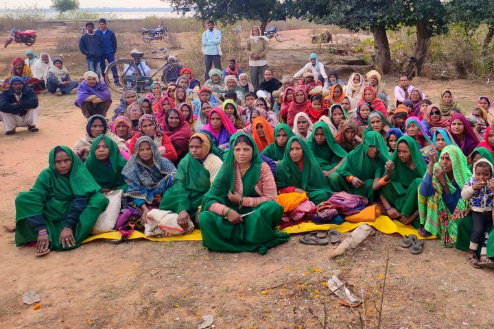 Persisters Of Purvanchal: How A Sari And Sohar Songs Became Weapons For These Women In Their Fight Against Domestic Violence And Alcoholism