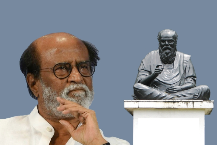 'Rajini-Niti': Actor Rules Out Apology For Statement On Periyar's 1971 Anti-Hindu Rally, Says It Was Based On Fact