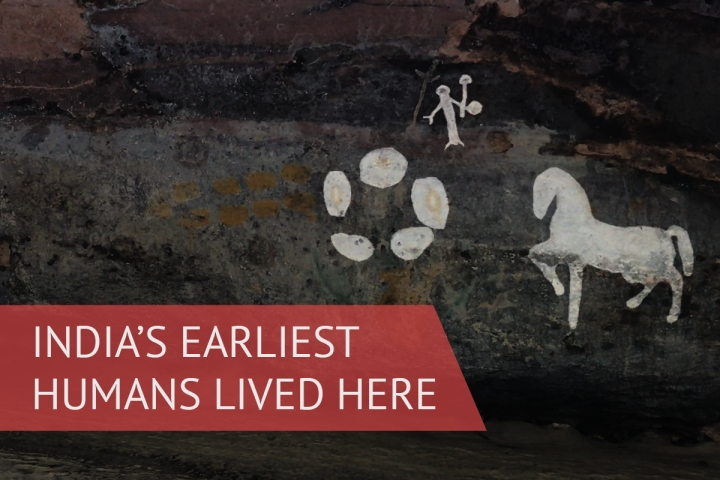 Bhimbetka Rock Shelters: What It's Like To Be In Caves Where India's Earliest Humans Lived