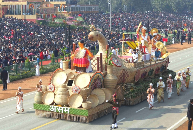 This Is Why Assam's Tableau At The Republic Day Parade  Wins More Than Just The First Prize
