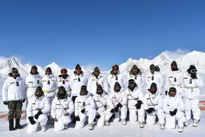 Indian Army Providing Winter Kits, Equipment Worth Over Rs 1 Lakh To Each Soldier Deployed At Siachen