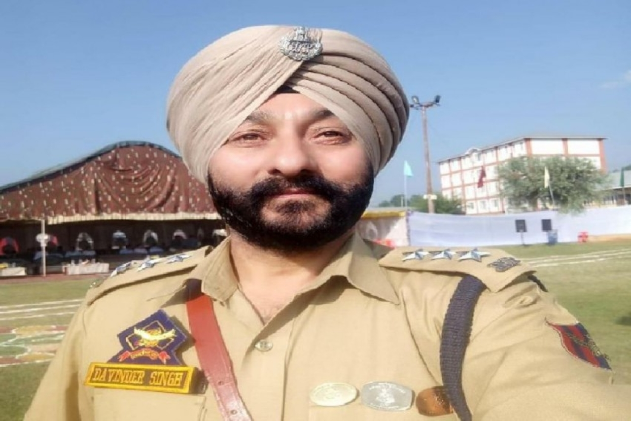 Following Capture Of J&K DSP Davinder Singh, CRPF Audits Over Three Lakh Personnel To Nab Subversive Elements