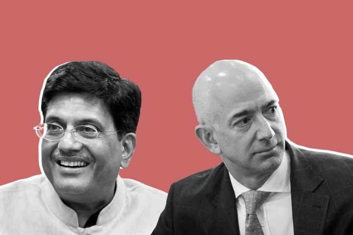 Why There Is Nothing Wrong In Union Ministers Refusing To Meet Jeff Bezos
