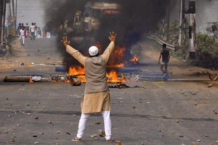 Anti-CAA Protests Are A Result Of 70 Years Of Living In Denial Of Anti-Hindu Nature Of Pakistan And Bangladesh