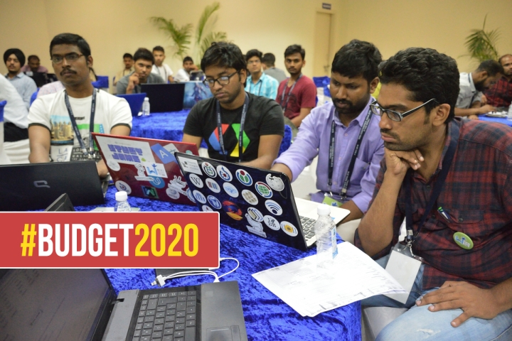 Budget 2020: FM Announces Rs 99,300 Crore For Education Sector; Top 100 Institutions To Offer Online Degree Programmes