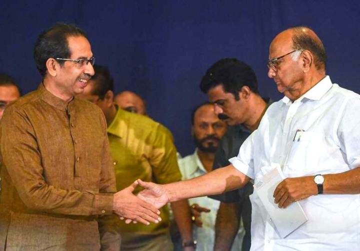 Cracks Widen In Maha Vikas Aghadi As  CM Uddhav's Open Support To CAA, NPR Pinches NCP And Congress