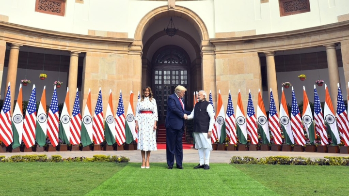 'PM Modi And I Committed To Protect Our Citizens From Radical Islamic Terrorism': Trump In His Press Statement