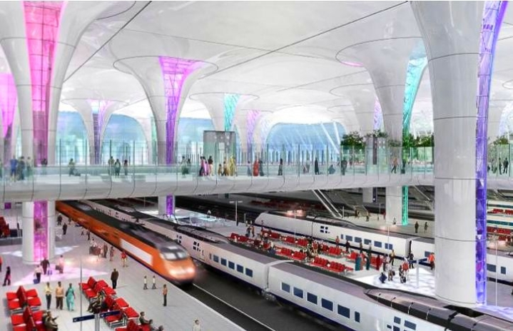 This Is How The New Delhi Railway Station Will Be Transformed Under The Redevelopment Programme