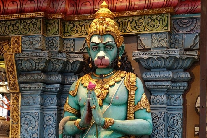 With Height Of 215 Feet, Tallest Statue Of Lord Hanuman To Be Built At His Birthplace In Karnataka